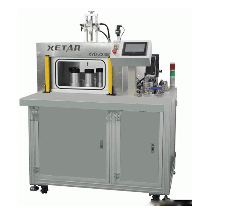 Automatic glue filling machine